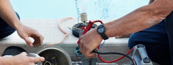 Pool Service, Wartung & Instandhaltung